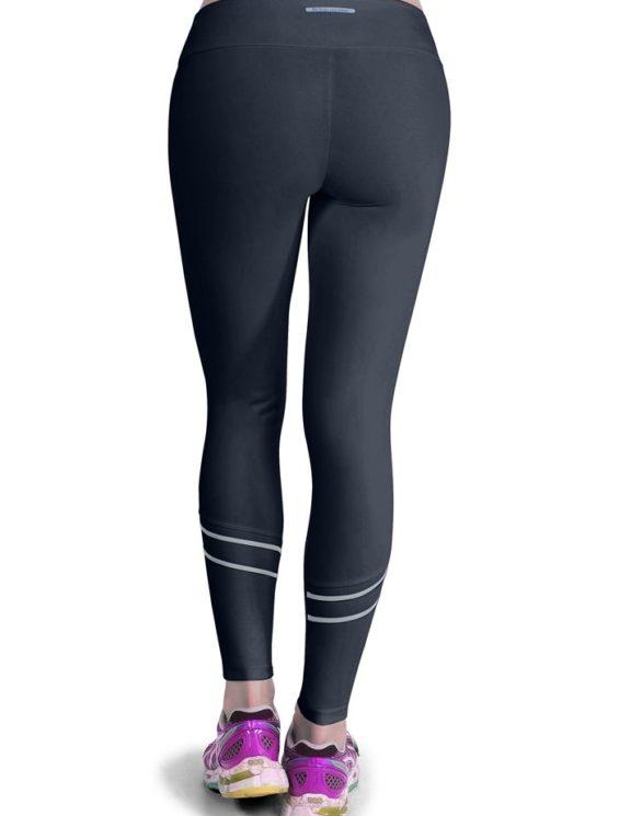 Bia Brazil LE5034-Sexy Leggings - Brazilian Charcoal