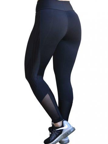 CAJUBRASIL 6269 Sexy Leggings Brazilian Training Black