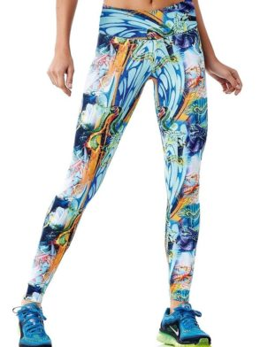 CAJUBRASIL Sexy Leggings Brazilian 6407 Majic Dragon