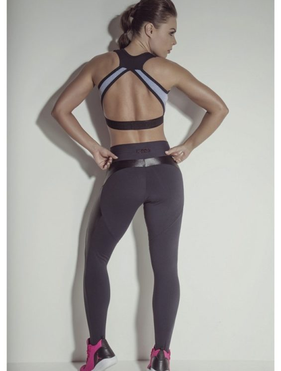 SUPERHOT Sexy Workout Leggings Outfit Yoga Pants CAL638-TOP626