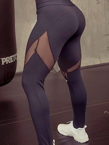 SUPERHOT Sexy Workout Leggings Cute Yoga Pants CAL640 GIRLS WHO LIFT