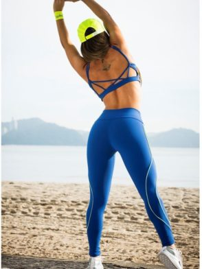 OXYFIT Leggings and Bra Top ALIVE- Sexy Workout Yoga Set