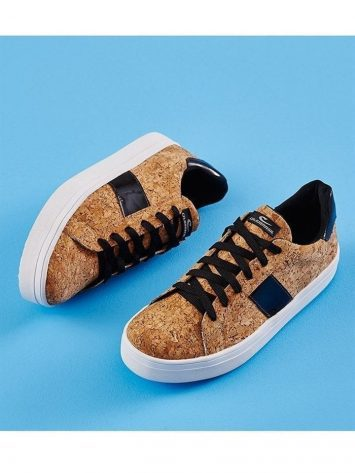 CAJUBRASIL 6811 Tennis Sneaker Shoes Country Cork Style