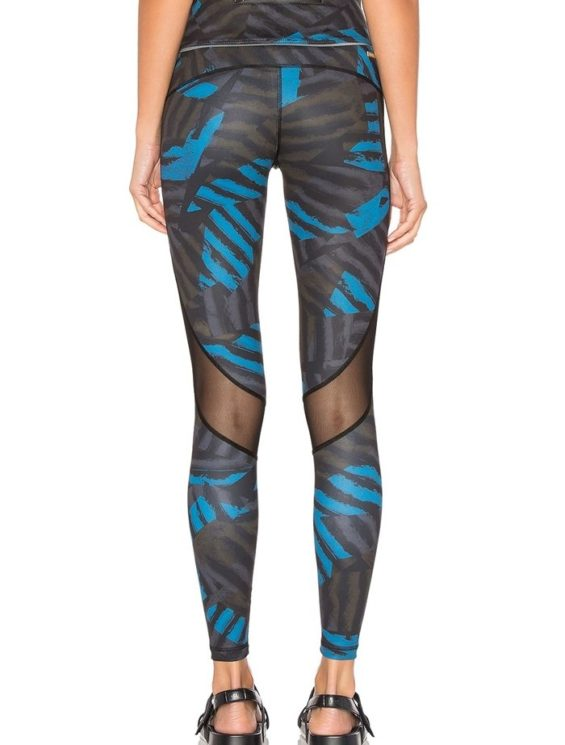 ALALA Leggings Captain Ankle Tight Bolt Stripe Sexy Workout Tights