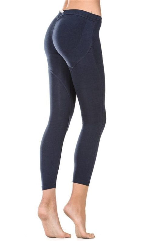 molto carino 53904 b5bcc FREDDY WR.UP SHAPING EFFECT - LOW WAIST - 7/8 LEGGINGS SCRUNCHIE BUTT Black