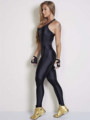 COLCCI FITNESS Jumpsuit 545700006 Sexy One Piece Romper
