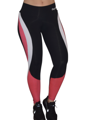OXYFIT Leggings Frame 64052 Coral- Sexy Workout Leggings