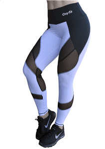 OXYFIT Leggings TRIM 14408- Sexy Workout Leggings