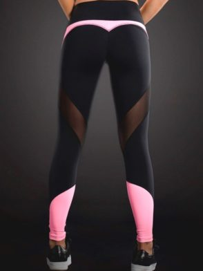 OXYFIT Leggings Honecomb 64054 BGP- Sexy Workout Leggings