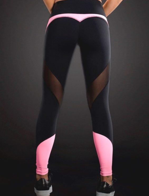 OXYFIT Leggings Honecomb 64054 BGP- Sexy Workout Leggings