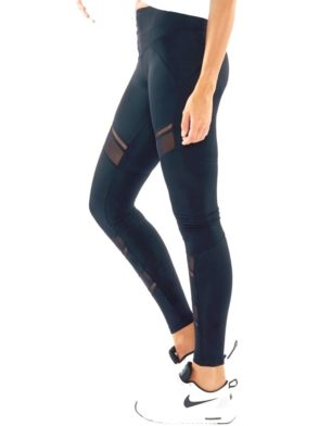 L'URV Leggings High and Mighty Leggings Black Sexy Workout Tights