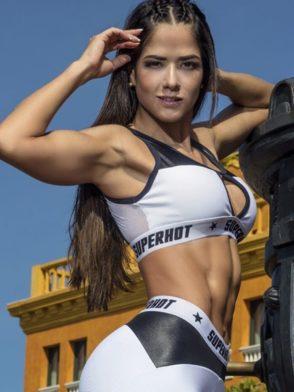 SUPERHOT Bra Top991 – Sexy Workout Tops Cute Yoga Sport Bra