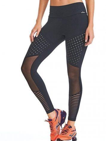 CAJUBRASIL Leggings 9040 Premium BK Sexy Leggings Brazilian