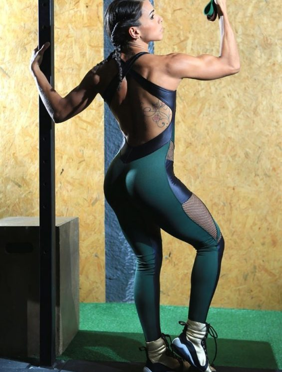 DYNAMITE Brazil Jumpsuit ML2012-3 Martian – Sexy One-Piece Romper