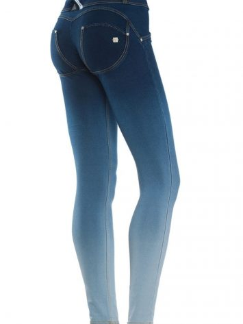 FREDDY WR.UP Shaping Effect – Low Waist – Skinny – Ombre Denim Wash