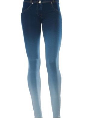 FREDDY WR.UP Shaping Effect - Low Waist - Skinny - Ombre Denim Wash