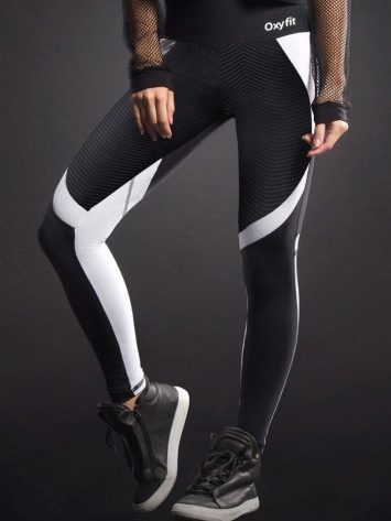 OXYFIT Leggings Original 64063 Black- Sexy Workout Leggings