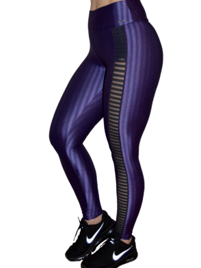 CAJUBRASIL Leggings 8120 Violet -Sexy leggings - Brazilian Leggings