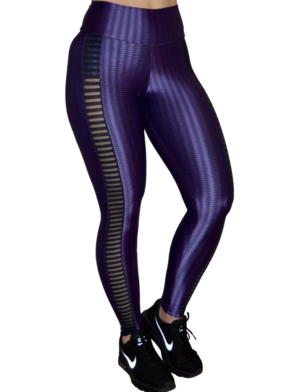 CAJUBRASIL Leggings 8120 Violet -Sexy leggings – Brazilian Leggings