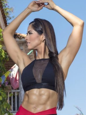SUPERHOT Bra TOP995- Sexy Workout Tops Cute Yoga Sport Bra
