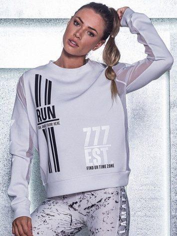 LABELLAMAFIA Long Sleeve Top FBL11793 Moscow Run Sweatshirt