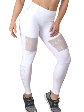 CAJUBRASIL Leggings 9046 Number WH Sexy Leggings Brazilian