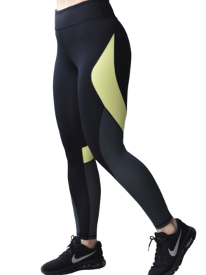 ALALA Leggings Edge Ankle Tight Citrine Sexy Workout Tights