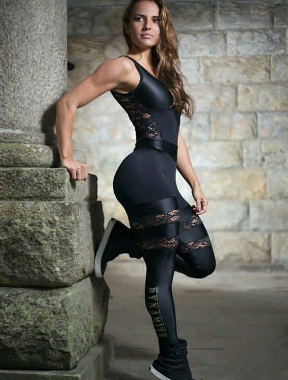 DYNAMITE Jumpsuit ML2093 Seductress-Sexy One-Piece Romper
