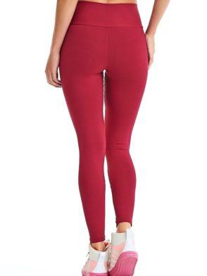 CAJUBRASIL Leggings 9044 Glam Sexy Leggings Brazilian Red