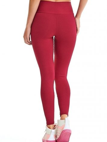 CAJUBRASIL Leggings 9044 Glam Sexy Leggings Brazilian Red