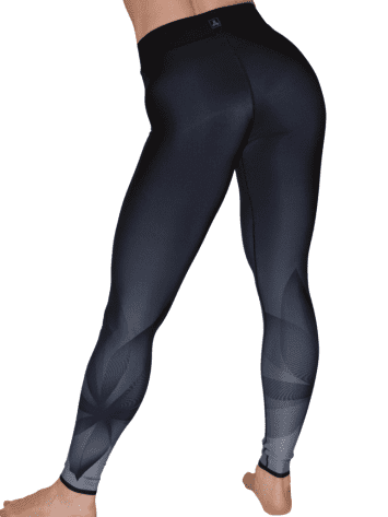 ULTRACOR Leggings high Pigment Print Leggings Sexy Workout Clothes Yoga Leggings