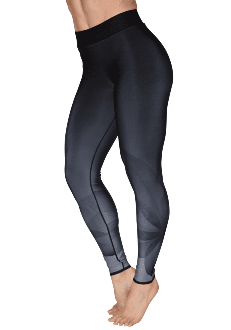 c1f31ce38a85e ULTRACOR Leggings high Pigment Print Leggings Sexy Workout Clothes Yoga  Leggings