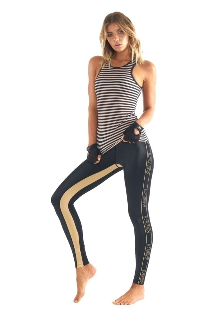 Sexy active wear
