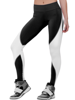 oxyfit 64070 Black White front