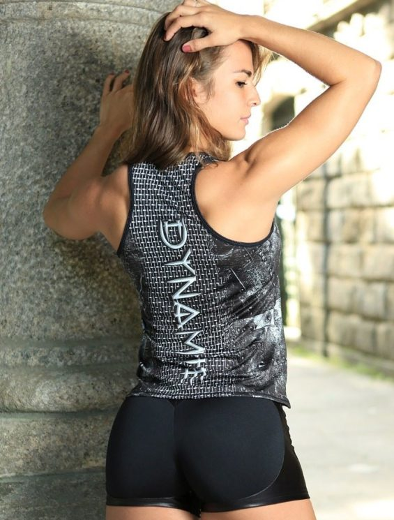 DYNAMITE Revolution Regata RF300 -Sexy Tops Workout Tanks