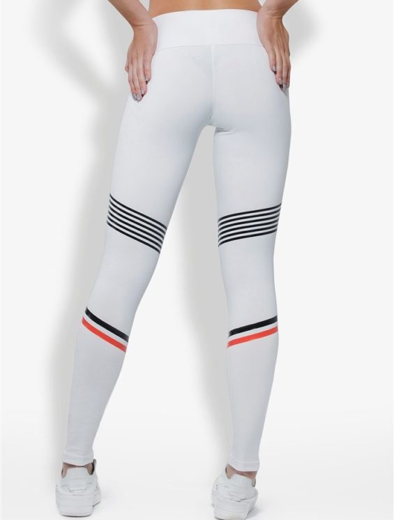 OXYFIT Leggings Malta 64079 - Sexy Workout Leggings White