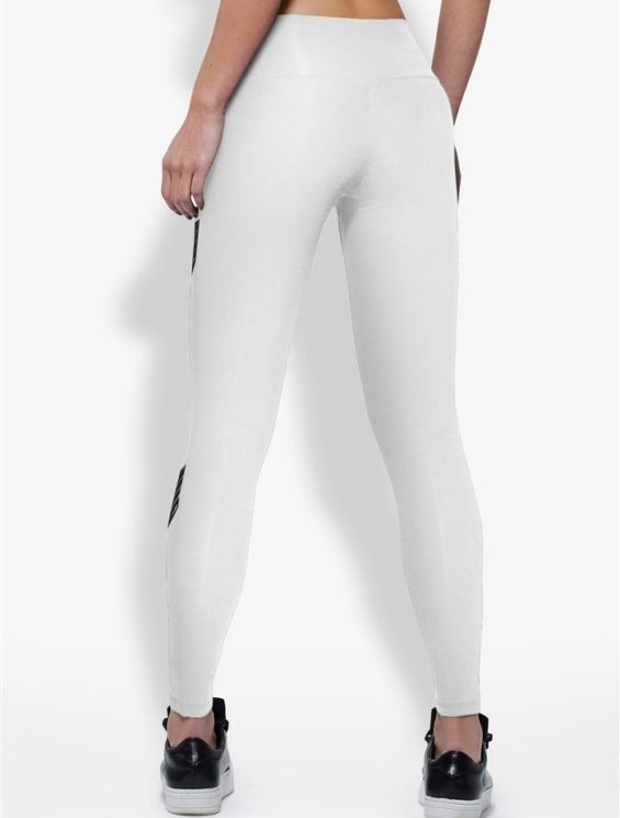 OXYFIT Leggings 64090 Hollywood- Sexy Workout Leggings White