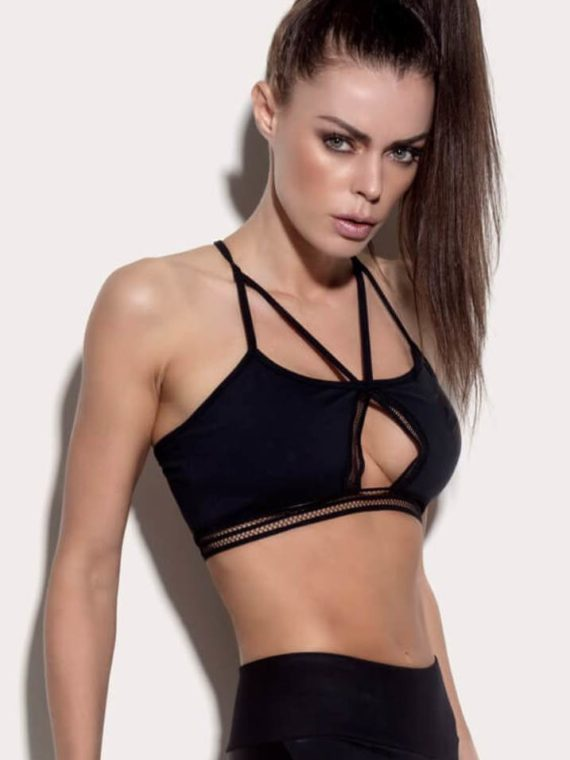 SUPERHOT Sports Bra TOP1205 Cute Yoga Sport Bra