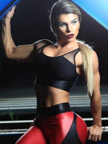 DYNAMITE BRAZIL Sports Bra Top T2094 Absolute-Sexy Mesh Crop Tops