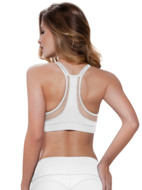 OXYFIT Bra Top Galapagos 27107 White - Sexy Sports Bras