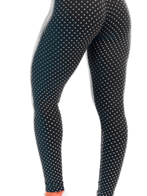 OXYFIT Leggings Pilates Glue 64049 Black- Sexy Workout Leggings