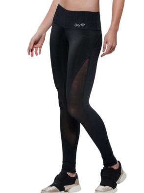 OXYFIT Leggings Galapagos 64083 BK- Sexy Workout Leggings