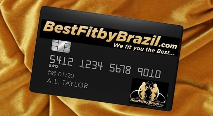 Gift Card - BEST FIT BY BRAZIL