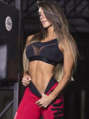 SUPERHOT Bra - TOP1360 Reach - Sexy Workout Tops Cute Yoga Sport Bra