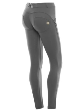 FREDDY WR.UP Shaping Effect – Reg Waist – Skinny – Cellulite Reduction GRAY