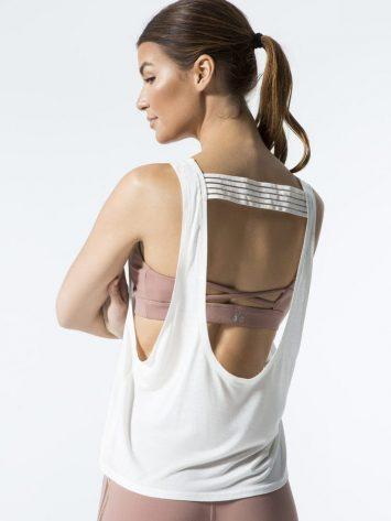 ALO Yoga Acme Tank -Sexy Yoga Tops – Sexy Workout Tops Pristine