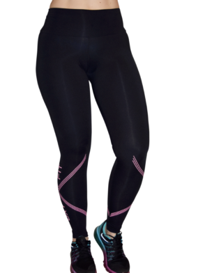 OXYFIT Leggings Mix 64044 Black – Sexy Workout Leggings