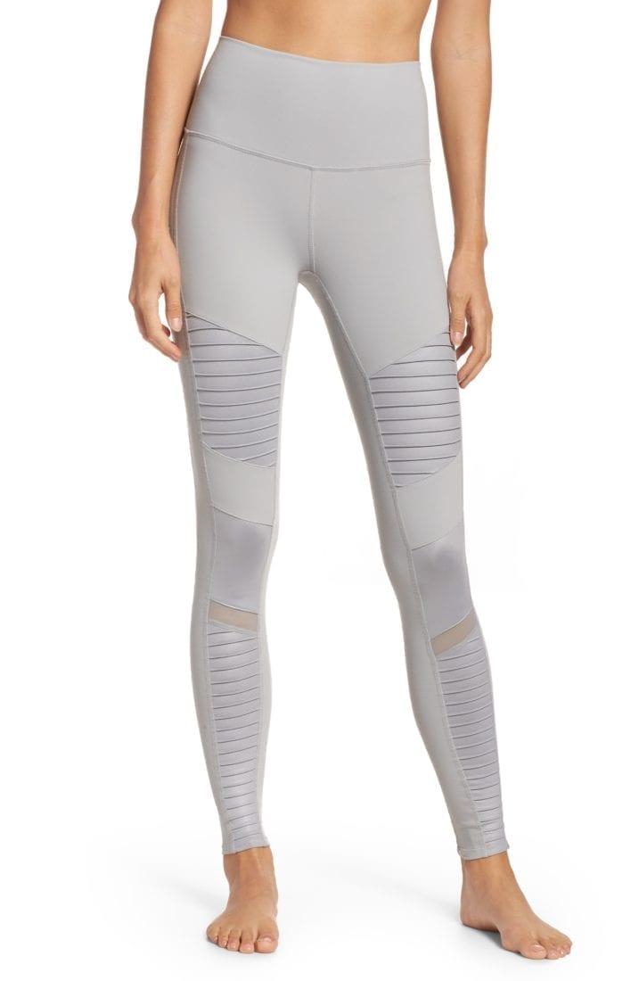 Sexy grey leggings