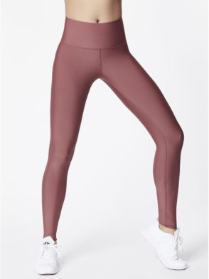 ALO Yoga Airbrush Legging High-Waist AirLift Sexy Leggings Earth