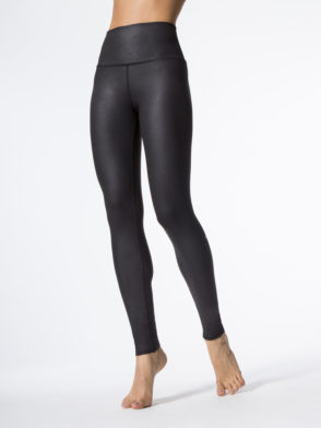 ALO Yoga Airbrush Legging High-Waist AirLift Sexy Leggings Black
